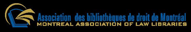 Association des bibliothèques de droit de Montréal